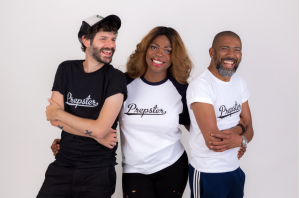 Some of the team at Prepster.info - educating and advocating for PrEP